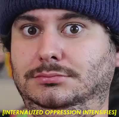 Watch INTERNALIZED OPPRESSION GIF by @jaxspider on Gfycat. Discover more gfycatdepot GIFs on Gfycat
