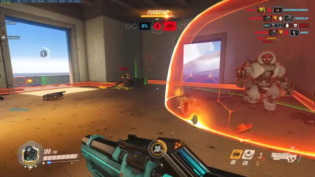 Watch and share Overwatch GIFs and Mei GIFs by Felu on Gfycat