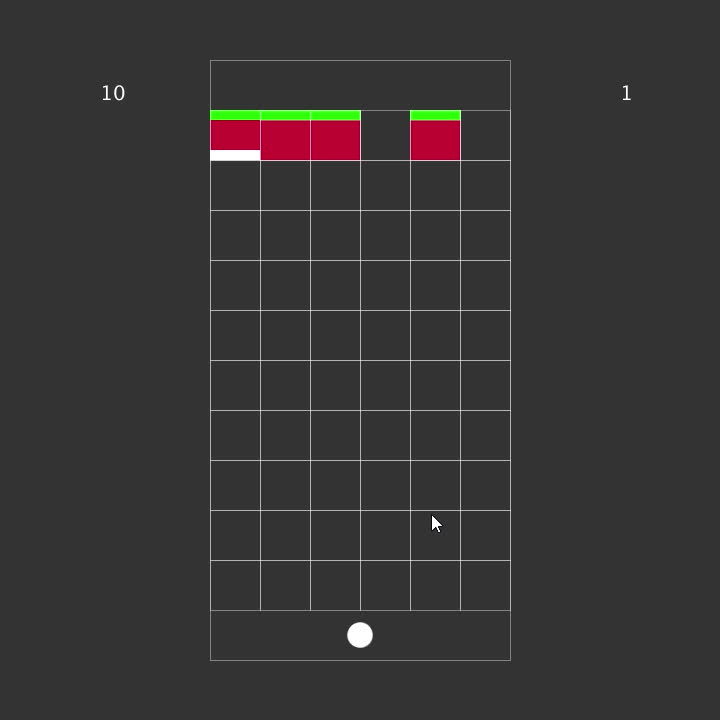 processing, Simple game GIFs