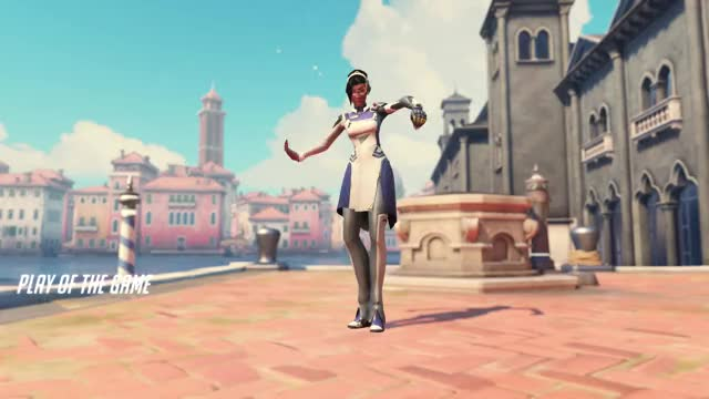 Watch and share Overwatch GIFs and Symmetra GIFs on Gfycat