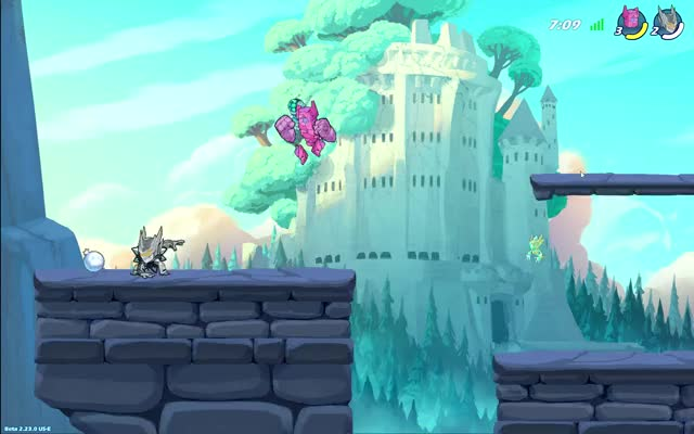 Watch and share Brawlhalla GIFs and Gauntlets GIFs by axmosg on Gfycat