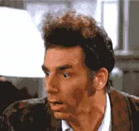 Watch and share Michael Richards GIFs and Celebs GIFs on Gfycat
