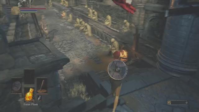 Watch and share Dark Souls III 01.09.2018 - 19.53.59.06.DVRTrim GIFs on Gfycat