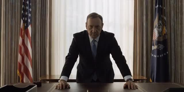 Watch House of Cards Season 2 Epic Ending - Frank Underwood, the one who knocks GIF on Gfycat. Discover more related GIFs on Gfycat
