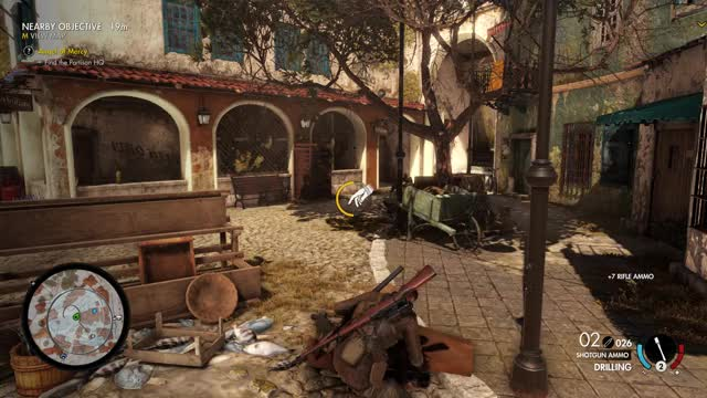 Watch and share Sniper Elite 4 GIFs by uselesswing on Gfycat