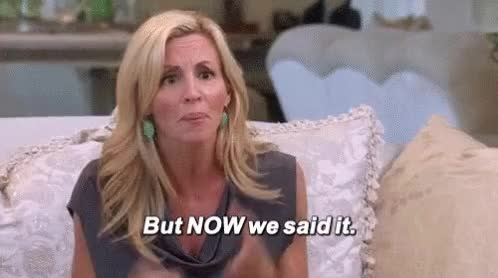 Watch and share Camille Grammer GIFs on Gfycat