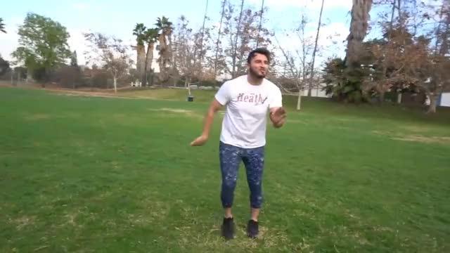 Watch GIRLFRIEND TEACHES US ACROBATICS!! GIF on Gfycat. Discover more Acrobatics, Backflip, Heath, Liza, Training, aerial, bub, comedy, flexible, girlfriend, hussar, lizzza, men, scottysire, stretch, trick, trio, vlog, vlogsquad, yoga GIFs on Gfycat