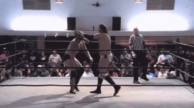 Watch and share Awesome Sequence Between Tommy End & Chris Hero (reddit) GIFs on Gfycat