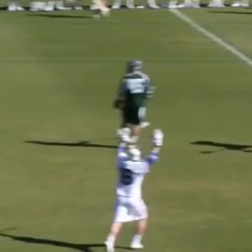 Watch and share Myles Jones GIFs and Lacrosse GIFs by Lacrosse Film Room on Gfycat
