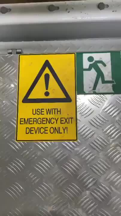 Emergency use only - gif