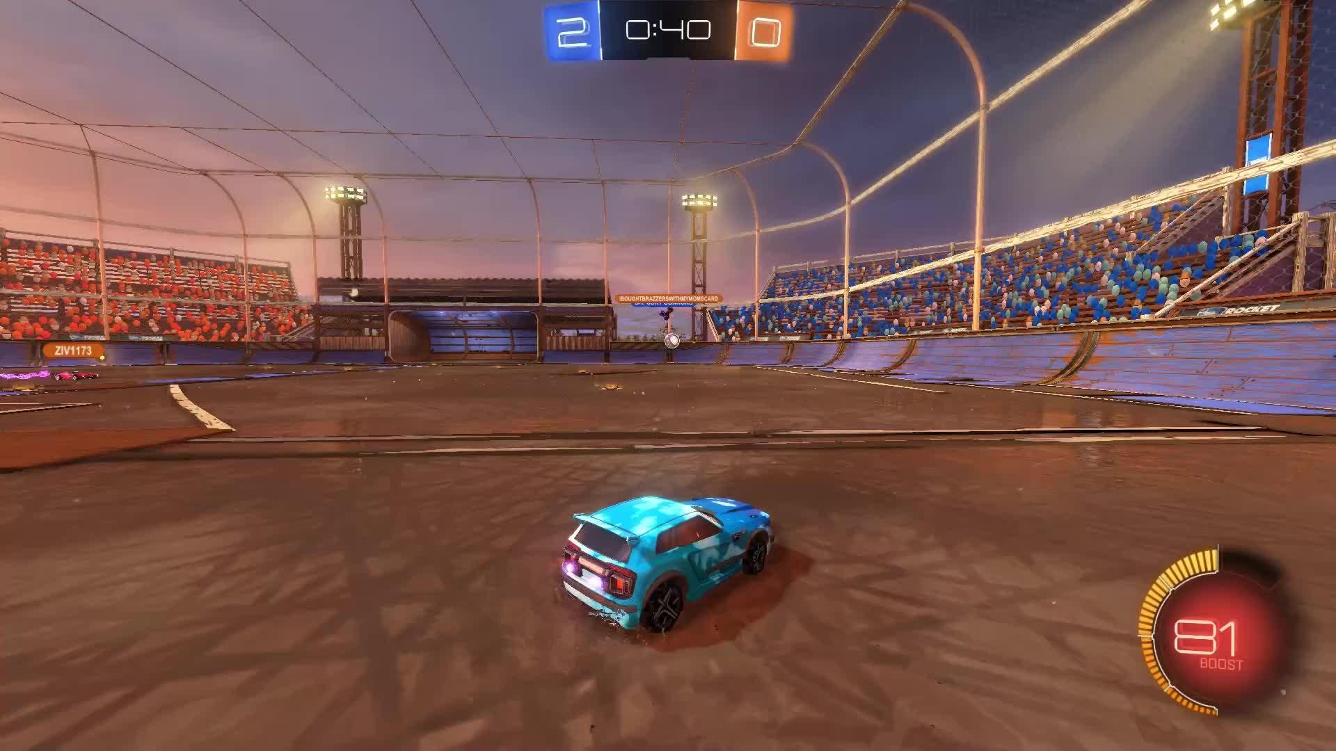Aero, Gif Your Game, GifYourGame, Goal, Rocket League, RocketLeague, Goal 3: Aero GIFs