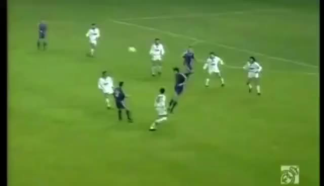 Watch and share Michael Laudrup ★ Four-Dimensional Football GIFs on Gfycat