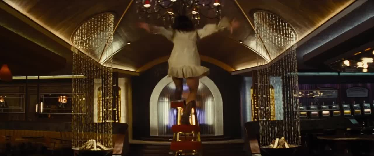 bad times at the el royale, Swing for it GIFs