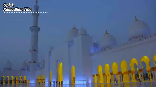Ramadhan Tiba Cover Reggae || Lyrics | Opick | Marhaban Ya Ramadhan