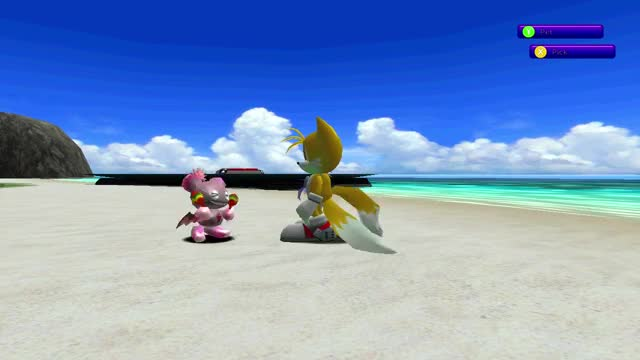 Watch and share Egg Carrier Garden GIFs and Sonic Adventure Dx GIFs by LimitCrown on Gfycat