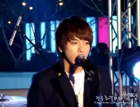 Watch and share Yonghwa GIFs on Gfycat
