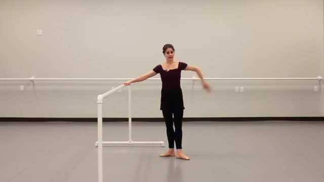 Watch Intermediate Advanced Ballet Barre | Kathryn Morgan GIF on Gfycat. Discover more ballet, kathrynmorganvideo GIFs on Gfycat