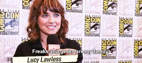Watch and share Lucy Lawless GIFs and Red Carpet GIFs on Gfycat
