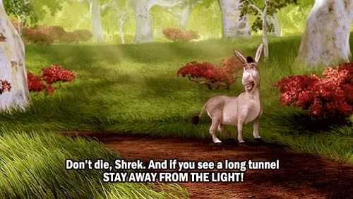 Watch and share Donkey From Shrek GIFs and Astrology Signs GIFs on Gfycat