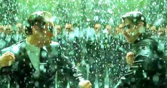 Watch and share Agent Smith Neo In The Matrix Revolutions Agent Smith GIFs on Gfycat