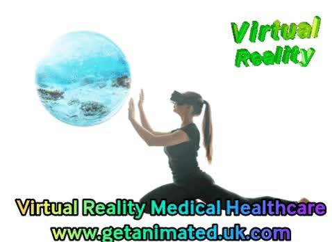 Watch and share Virtual Reality Medical Healthcare GIFs by Get Animated on Gfycat