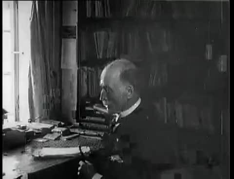 Knut Hamsun i 1944