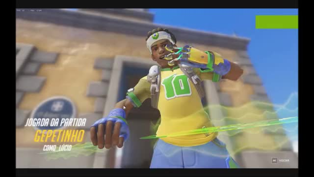 Watch and share Lucio Carry 2 #overwatch GIFs by Felipe Anton on Gfycat