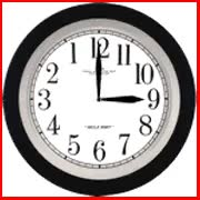 Watch and share Backward Clock animated stickers on Gfycat