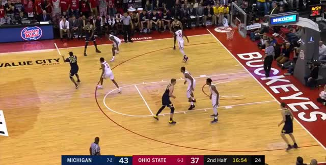 Watch and share Diop Screens And Rebound GIFs by bigtengeeks on Gfycat