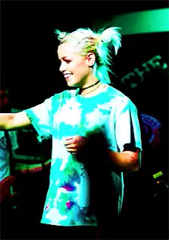 Watch feeling GIF on Gfycat. Discover more ***, cam adler, it's so great live i could listen to it for 5 weeks straight, jenna, jenna mcdougall, little lion man, that last gif!!!!! cuties, tonight alive GIFs on Gfycat