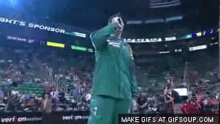 Mic Drop Basketball GIFs