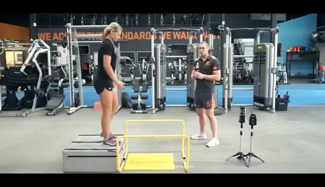Plyometric Progression with Coach Wilmot   Part 4