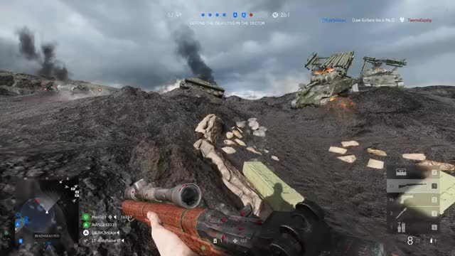Watch and share Battlefield GIFs and Bf5 GIFs by trickje on Gfycat