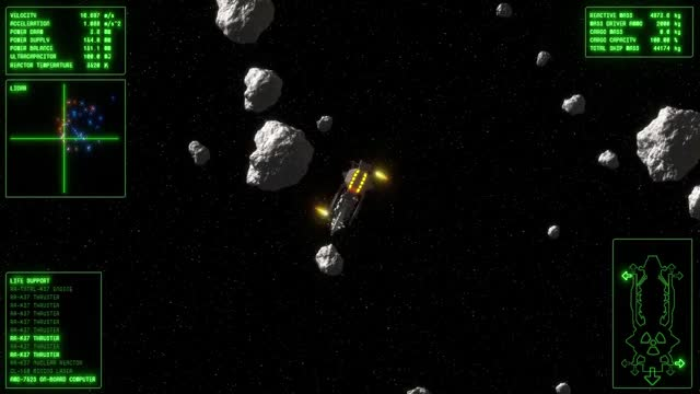 Watch ΔV: Rings of Saturn - images on HUD v3 GIF by Kodera Software (@kodera) on Gfycat. Discover more deltav, game, gamedev, indie, indiedev, indiegame, sci-fi, scifi GIFs on Gfycat
