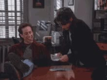Watch Pay Up! GIF on Gfycat. Discover more jerry seinfeld GIFs on Gfycat