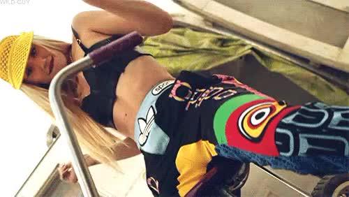 Watch and share Beautiful Woman GIFs and Iggy Azalea GIFs on Gfycat