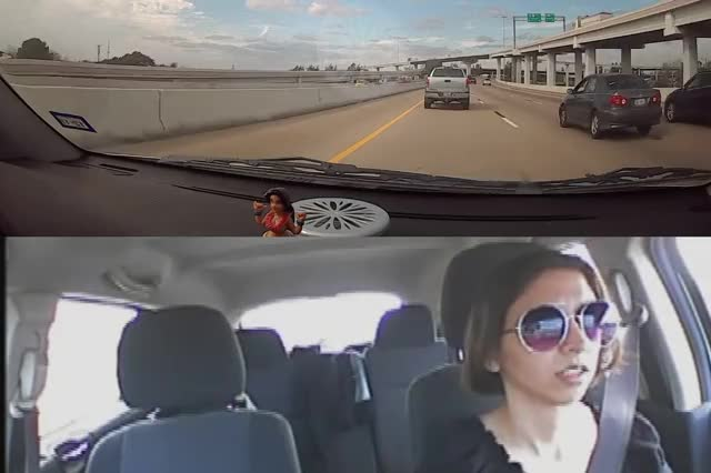 Watch and share Dashcam GIFs by greenconverse on Gfycat