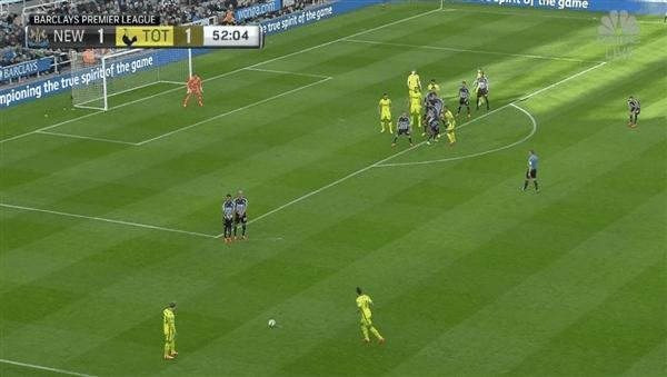coys, Eriksen FK Goal: 1-2 (reddit) GIFs