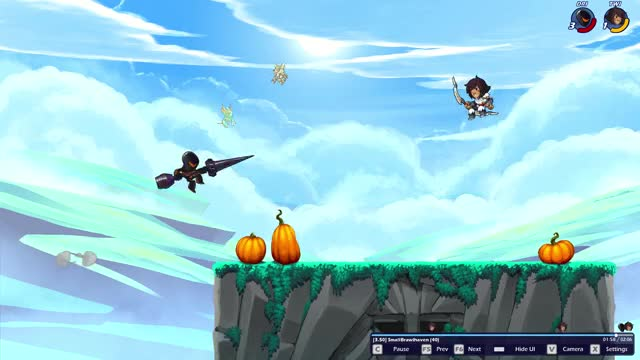 Watch and share Brawlhalla GIFs by You don't need to know. on Gfycat