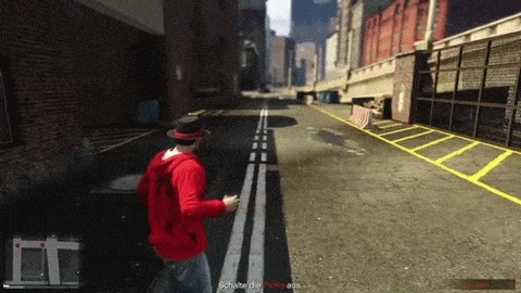 gaming, grandtheftautov, Grenade Fail GIFs
