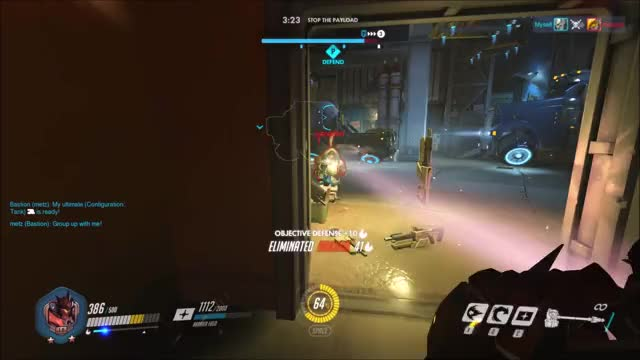 Watch and share Overwatch GIFs by myself on Gfycat