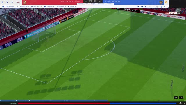 Watch Swindon 3-0 Stevenage GIF by @farmate on Gfycat. Discover more related GIFs on Gfycat