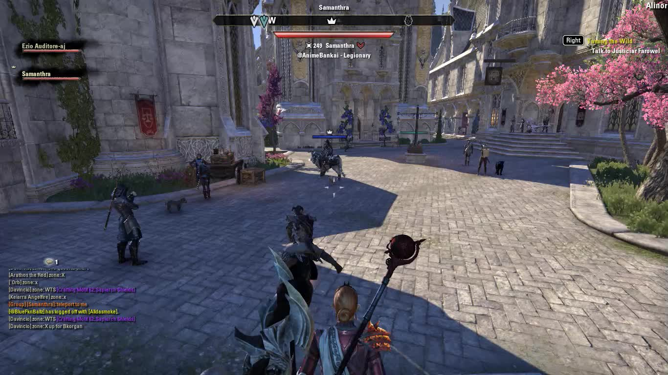 elderscrollsonline, Trying to catch up with my mount GIFs