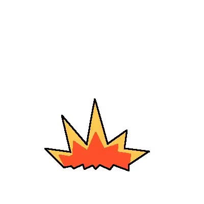 Watch and share Cartoon Explosion GIFs on Gfycat