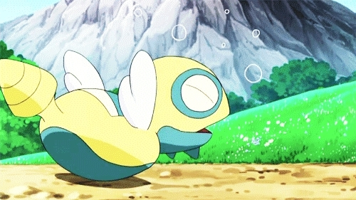 Pokemon annoy GIFs
