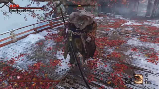 Watch and share Sekiro GIFs by queckquack on Gfycat