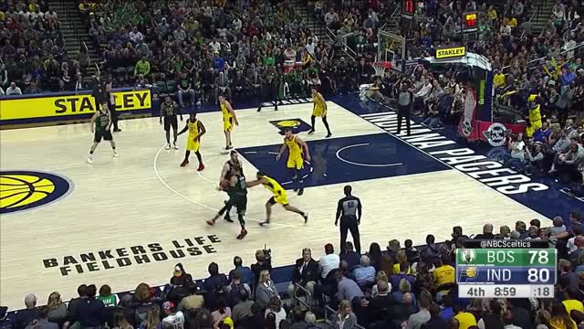 Watch and share Boston Celtics GIFs and Indiana Pacers GIFs by Ben Mallis on Gfycat