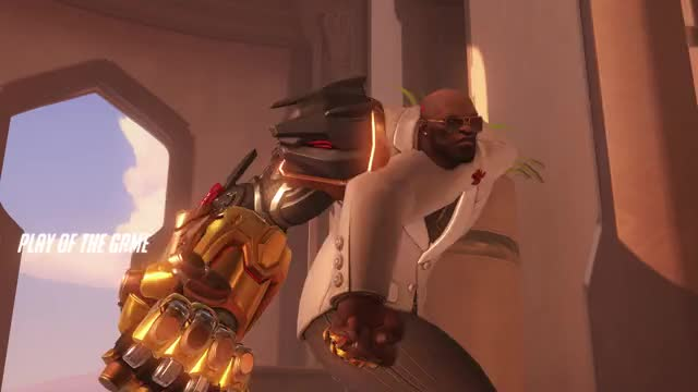 Watch and share Overwatch GIFs and Doomfist GIFs by darkhanzo on Gfycat
