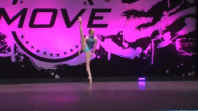 Watch Contemporary Pointe - Savannah Lee - Age 15 GIF on Gfycat. Discover more ballet, pointe GIFs on Gfycat