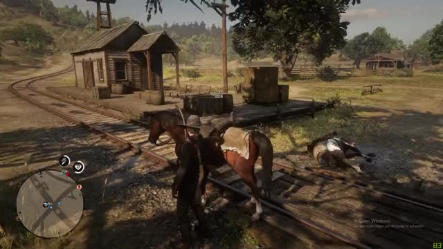 Watch and share Red Dead Redemption II 2019.11.11 - 23.08.34.14.DVR GIFs on Gfycat